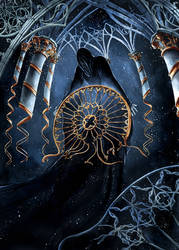 Lord Of The Void by GrimDreamArt