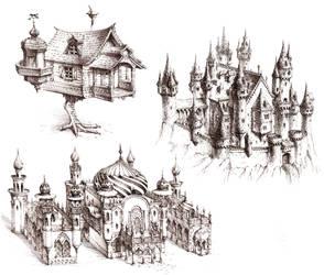 Fairytale Buildings