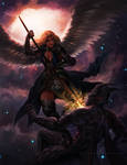 Celestial Warrior: Striking Light