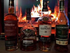My Whisky top 4... slainte