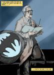 Gary Oldman as the old Jim Gordon