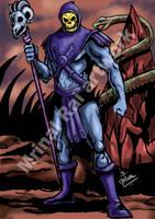 Skeletor by mrinal-rai