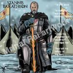 Stannis Baratheon in the North