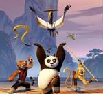 Kung Fu Panda Tean