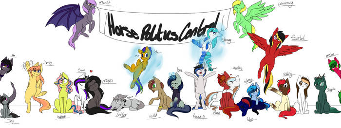 [commish] Horse politics Central!
