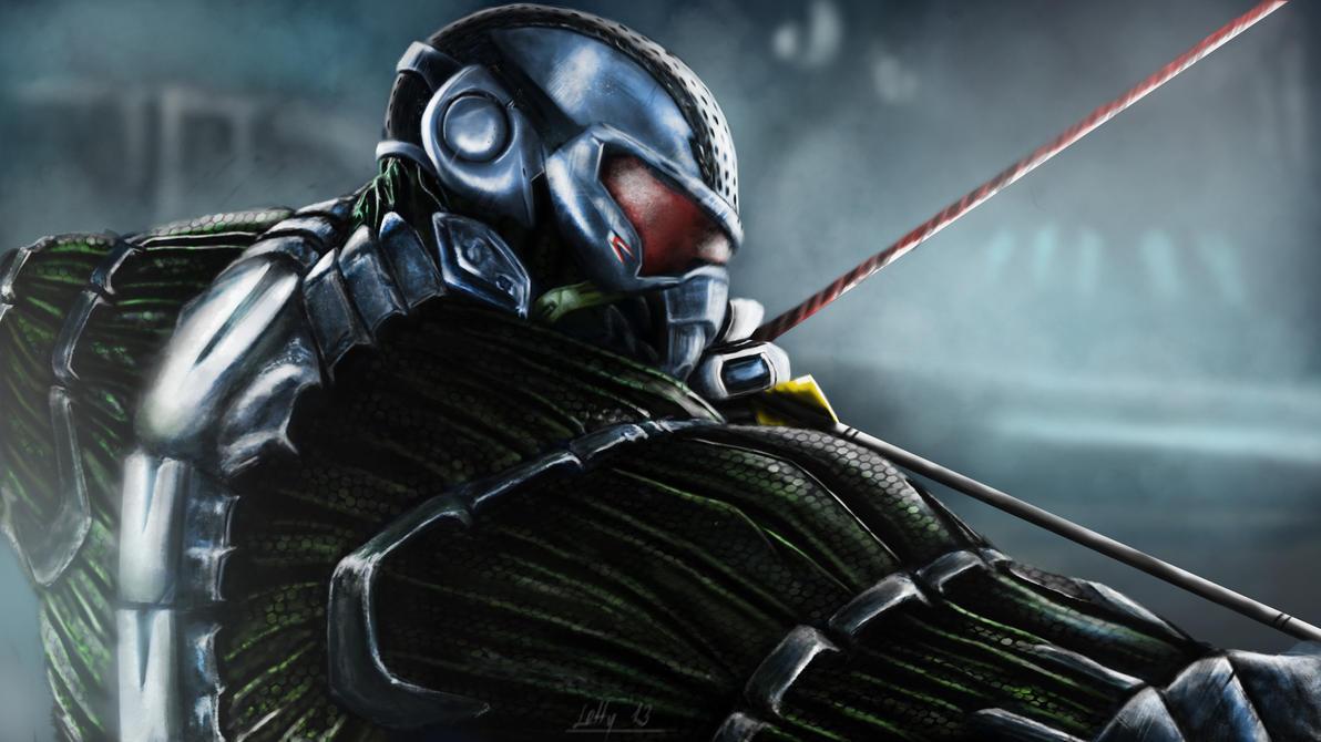 Crysis 3 By LetticiaMaer On DeviantArt