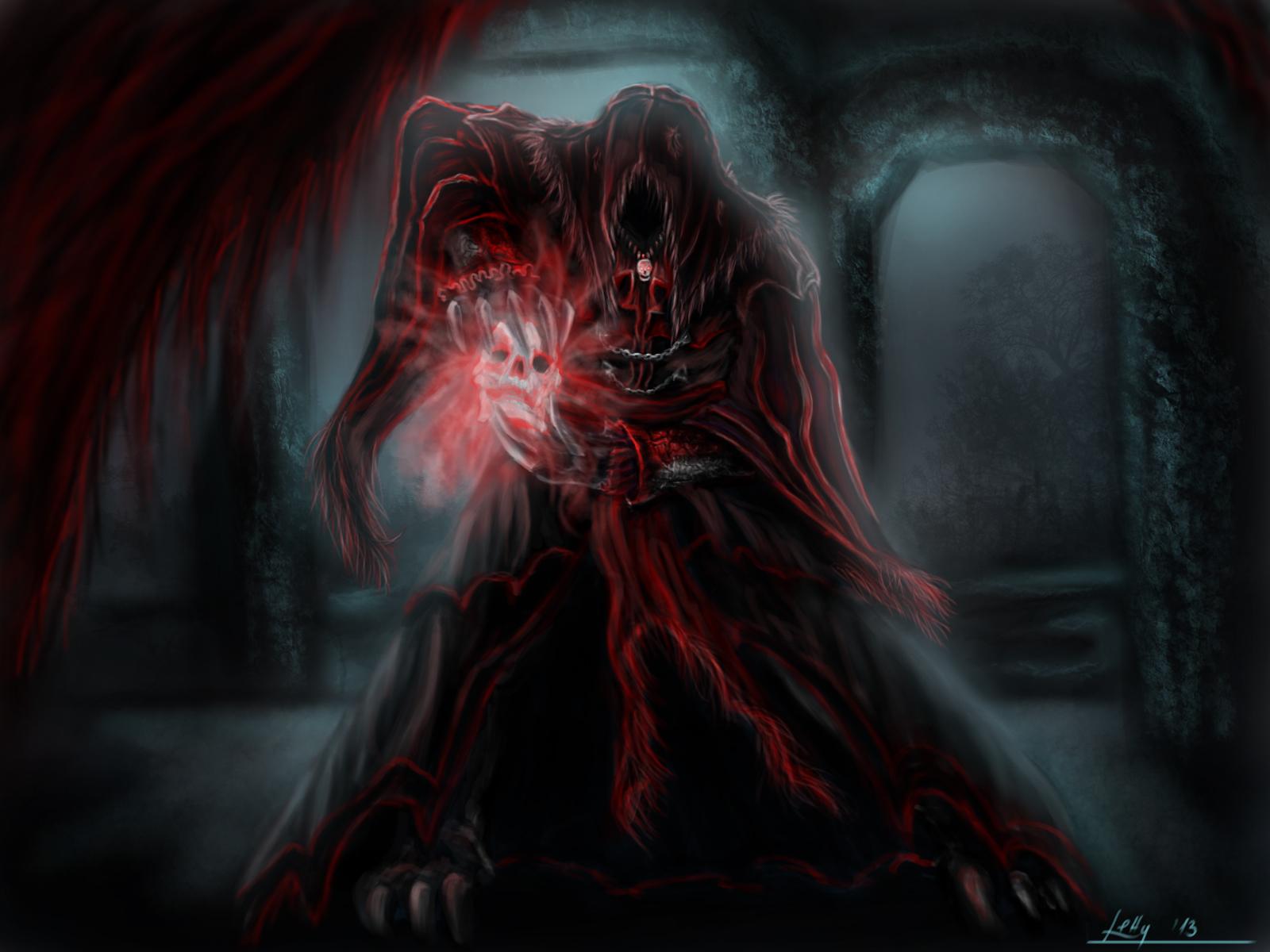 Mortal Kombat Raiden Drawings Black Acolyte by Letti...