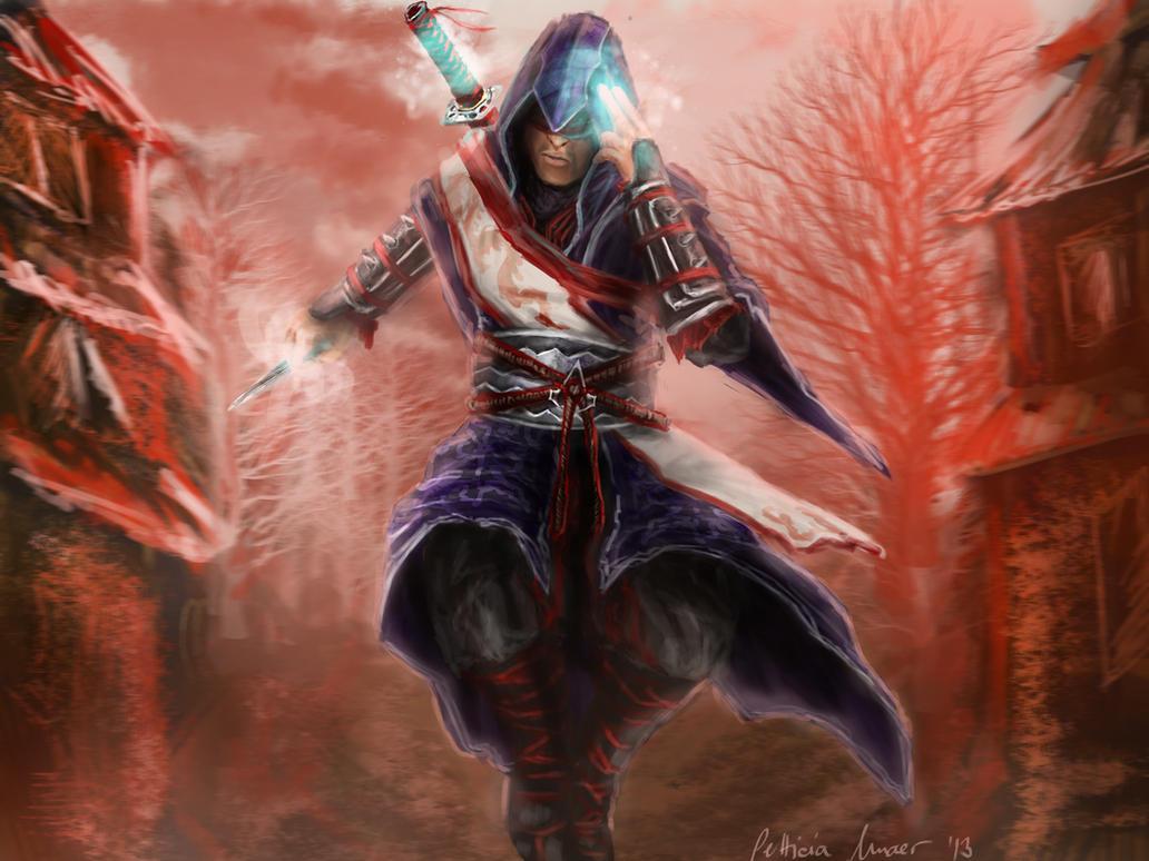 Blind Assassin Kenshi By Letticiamaer On Deviantart