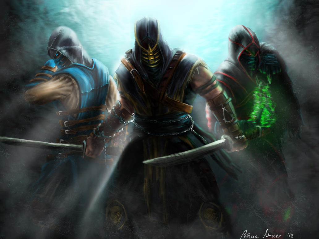 mortal kombat assassinsletticiamaer on deviantart