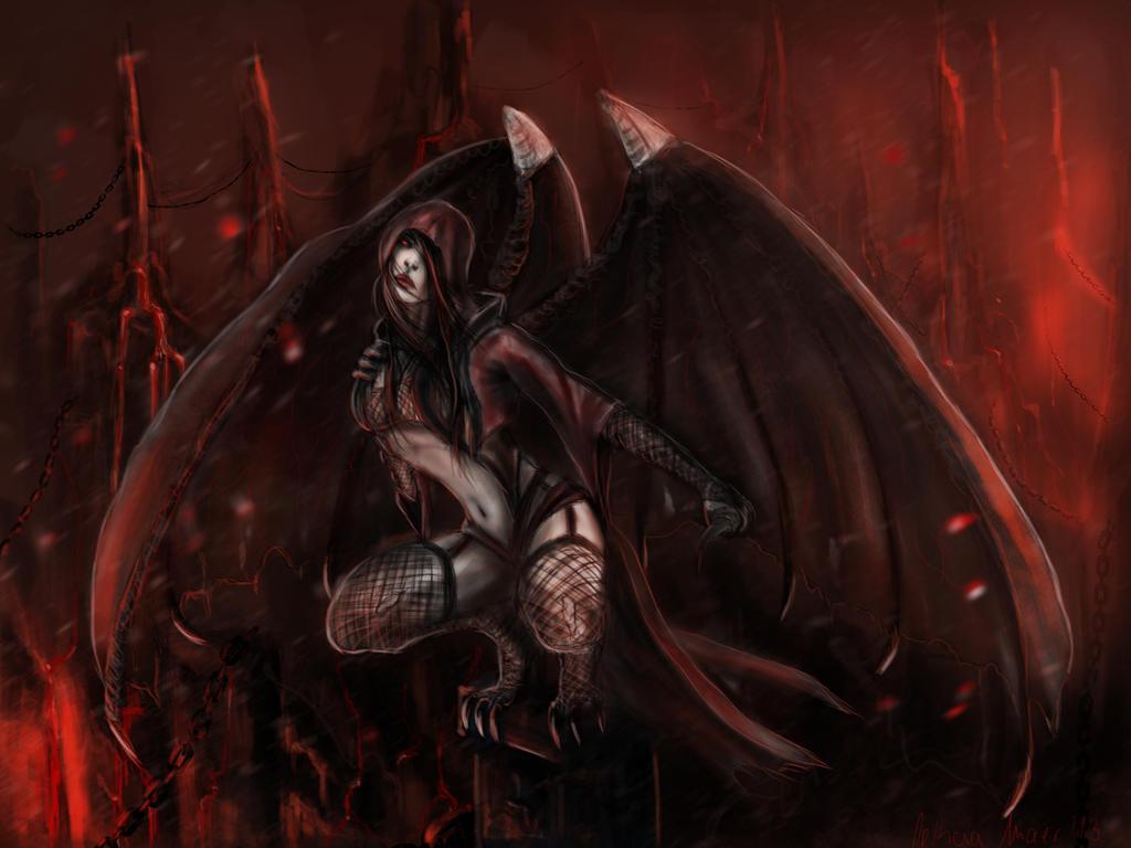 New Jersey By Night - Batalha da Besta e Carne Bloody_templar_nitara_by_letticiamaer-d6co6a0