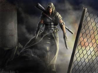 Special Force Assassin Kurtis Stryker by LetticiaMaer