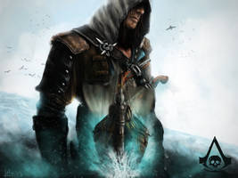 Assassins Creed 4 by LetticiaMaer