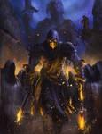 Shadow of Hades - Scorpion