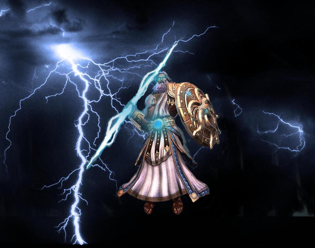 SMITE-Zeus God of the Sky by EpicErik11 on DeviantArt