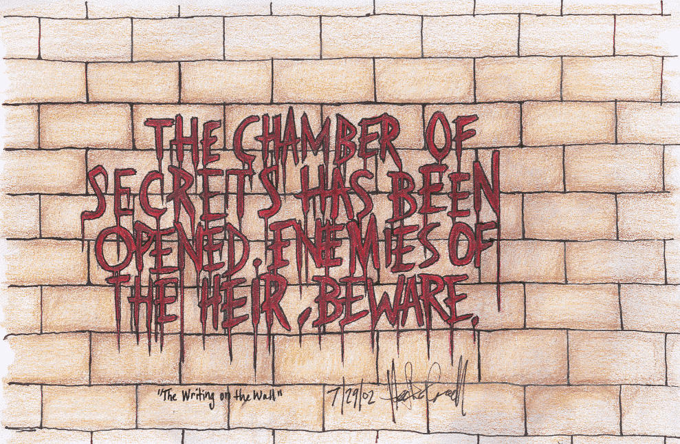 writings on the wall 2