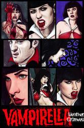 Vampirella Sheet 2