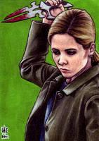 Buffy the Vampire Slayer by ratgirl84