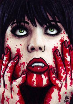Vampirella Blood