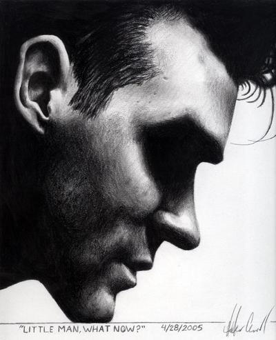 Morrissey by ratgirl84