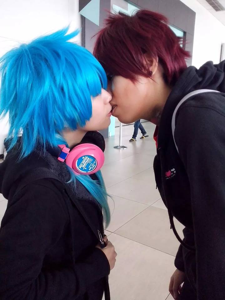 -DMMd- Aoba and Mizuki by cecaniahcorabelle02