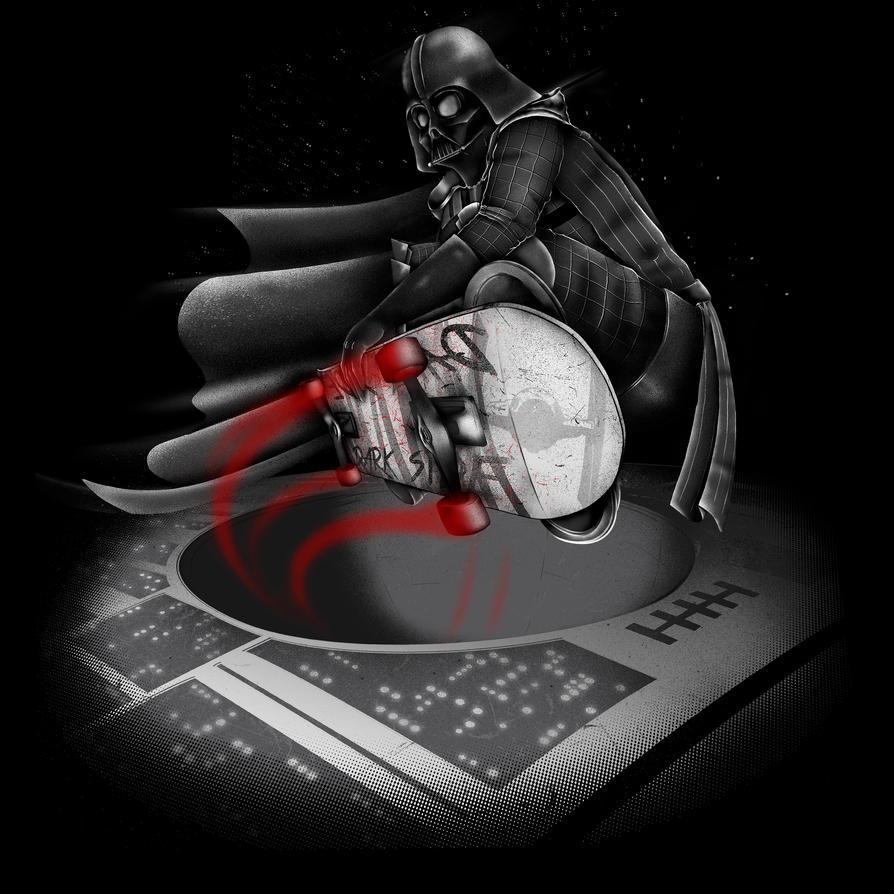 Go Vader! by sebasebi