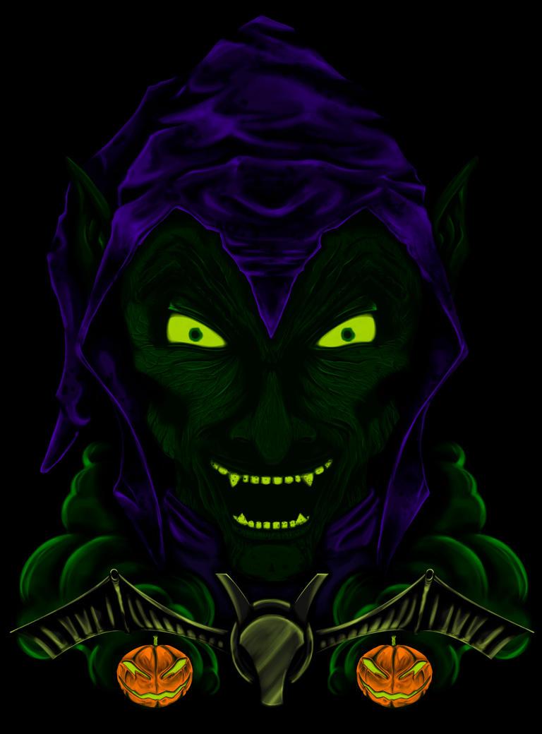 Green Goblin by sebasebi