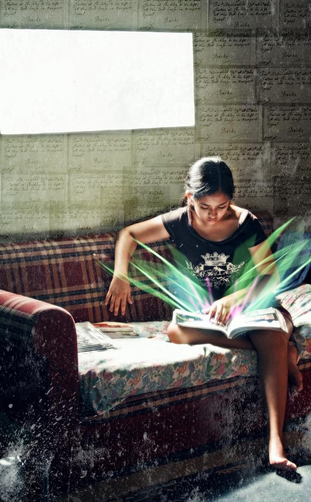 Books never die by purihinangpanginoon