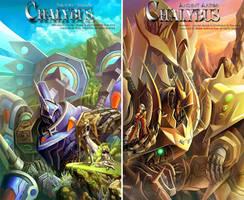 Mechanical fantasy game by GoddessMechanic