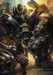 Transformers movie - Ironhide