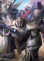 Transformers prime decepticon