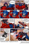 TF Ongoing issue -18 fan cartoon