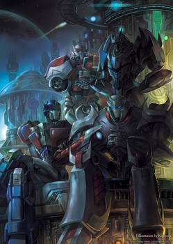 TFP Cybertron golden age