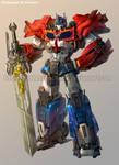 TFP 3 Optimus prime