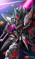Mechanical warriors V - Prometheus by GoddessMechanic