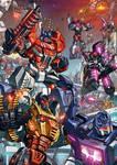 Fall of Cybertron fan art