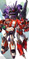 transformers prime scientists