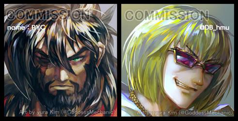Commission by GoddessMechanic