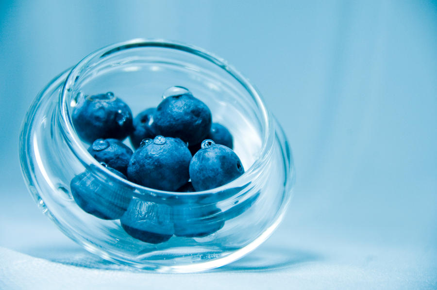 BLUEberries blue ed by Akanishi-san