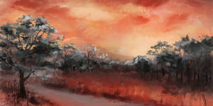 Gallifrey landscape