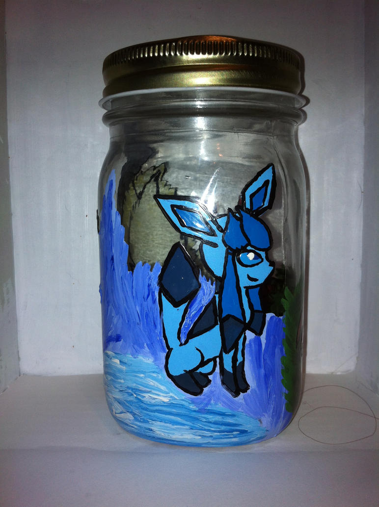 Pokemon candle jars part 4 (end) by crepsleysasistant13