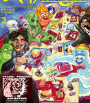 COMICS COVER - THE LAST SUPPER