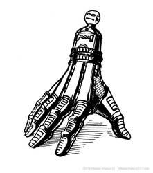 Handbot by Prankly