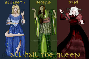 All Hail the Queen (COTS)