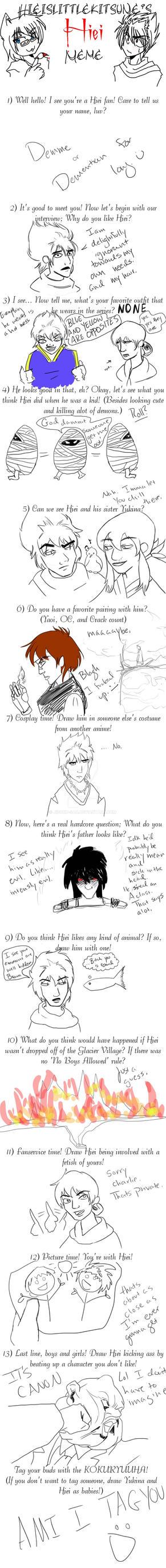 The Hiei Meme by Jizoku-San