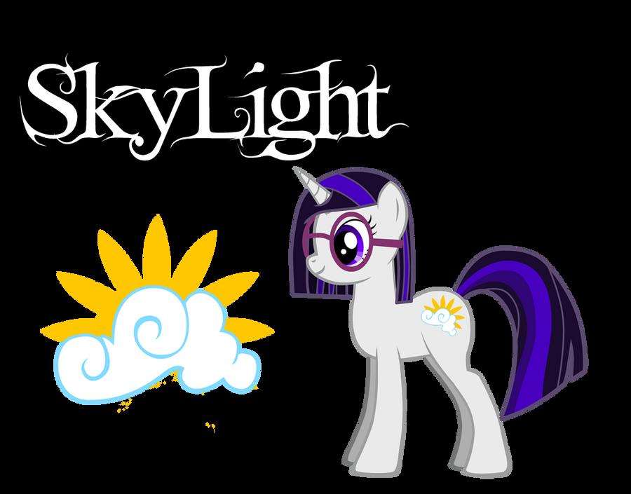 Skylight oc pony by kaiomutaru25 on deviantart for Skylight net login
