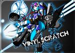 VINYL SCRATCH - BASS CANNON