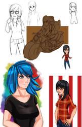 Vicky-sketch by danny12346