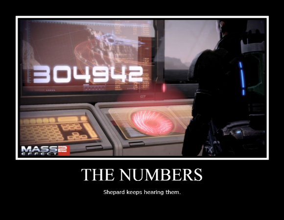 The Numbers by soren7550