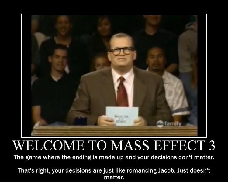 Mass Effect 3 WLiiA? by soren7550