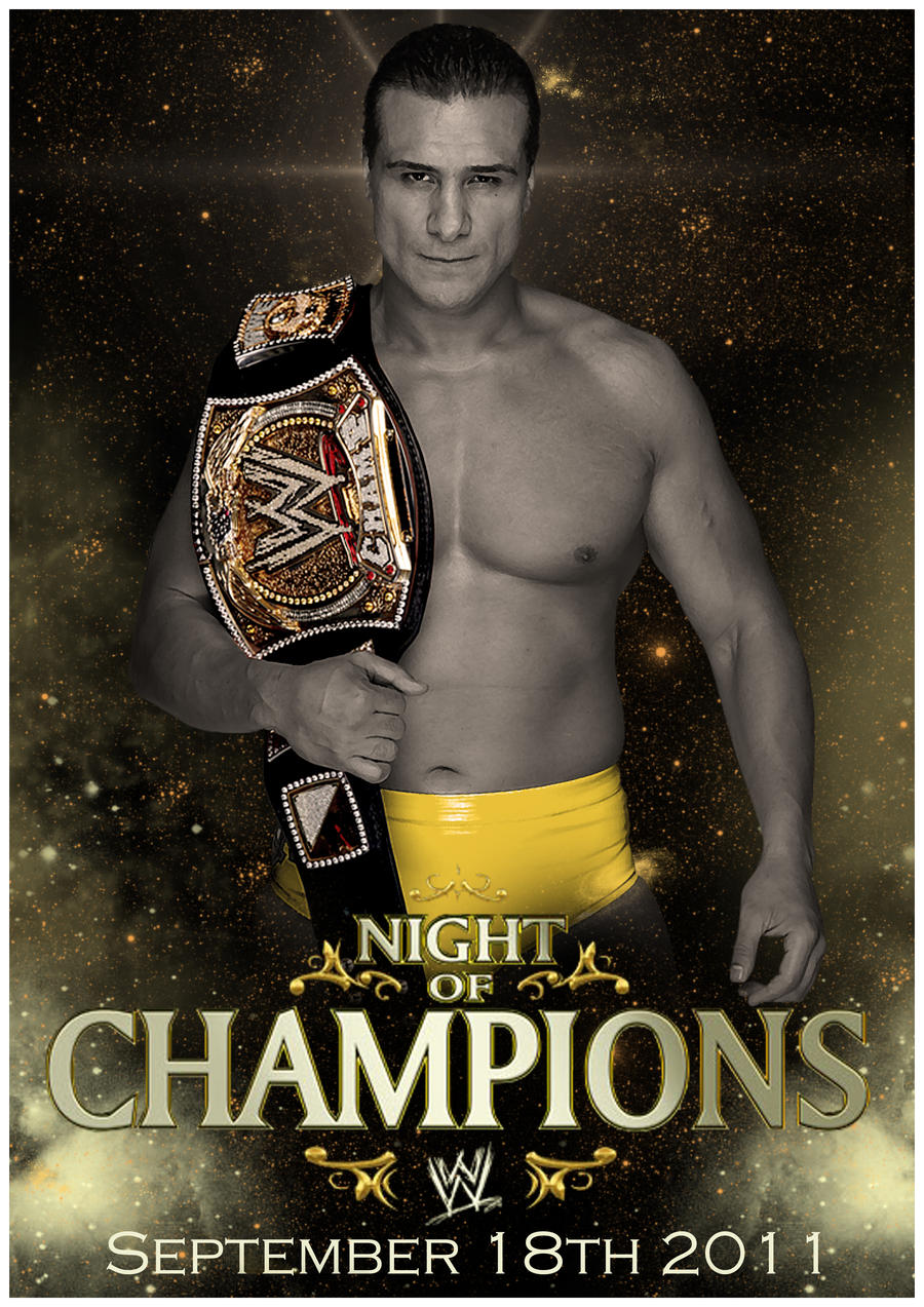 Image result for night of champion 2011 poster